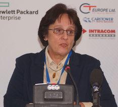 Рамона Червенкова, CGEIT, CRISC