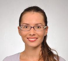 Iskra Kalcheva, MA