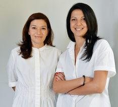 Genoveva Andreeva and Teodora Buncheva
