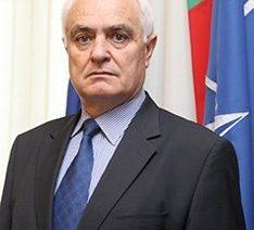 Lieutenant General Atanas Zapryanov (Ret.)