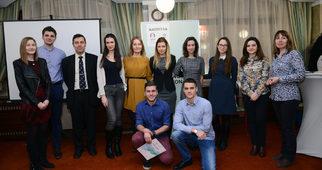 Отличия получиха завършилите първия клас на School of Finance and Accounting for Young Professionals