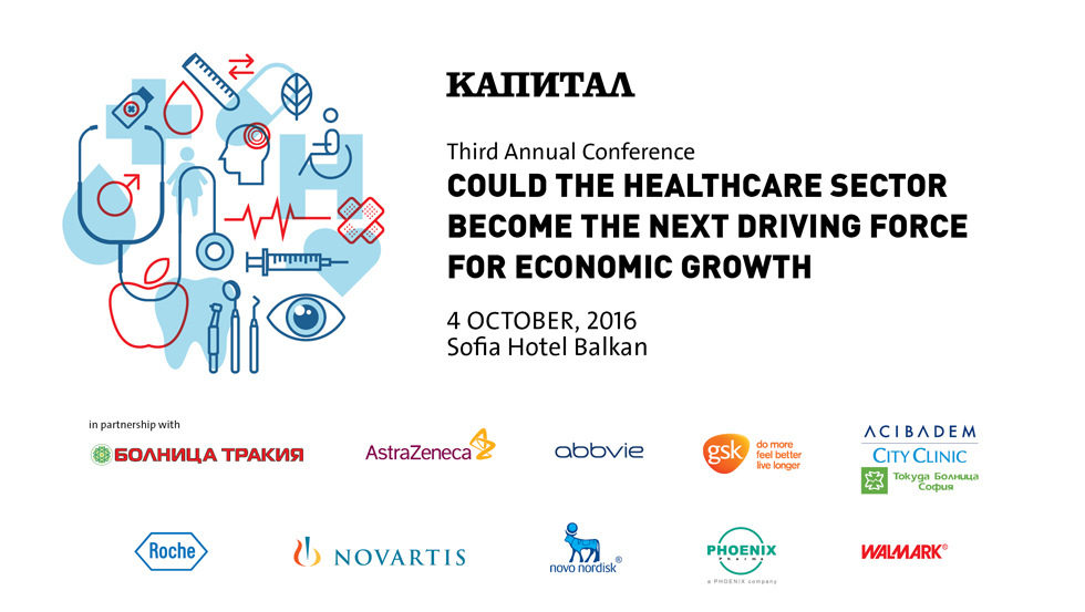 Third Annual Conference Could the healthcare sector become the next driving force for economic growth